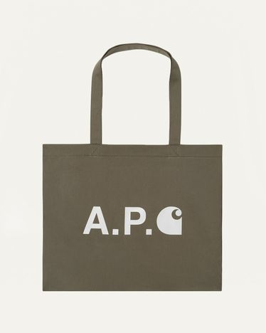 A.P.C. x Carhartt WIP - Alan Shopping Bag