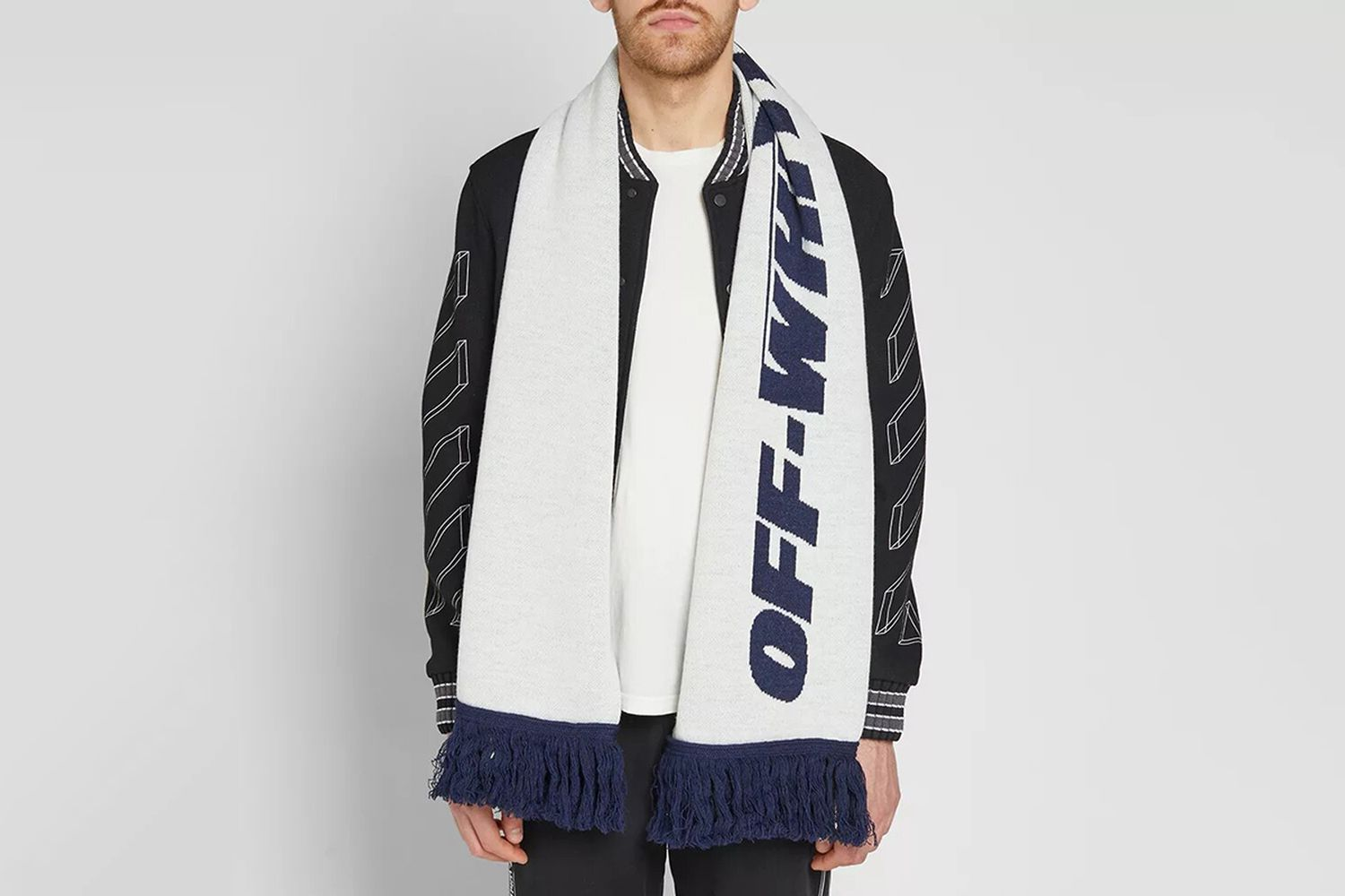 Wing Off Scarf