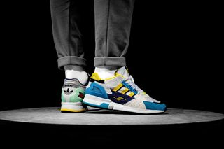 new styles 5bce8 59c56 Overkill x adidas ZX 10,000 C: Where to Buy Tomorrow