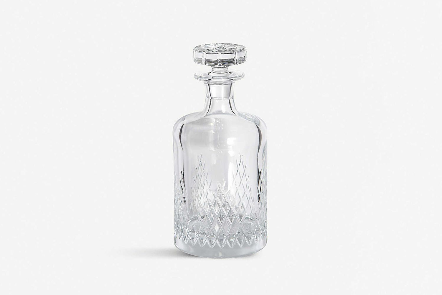 Barwell Small Crystal Decanter