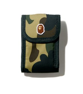 93fa6cea7fc Bape Fall 2009 Camo Accessories