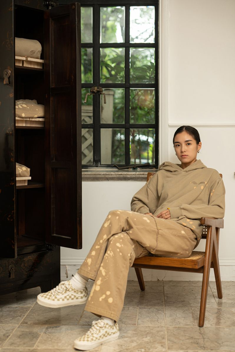 You're Welcome: Randomevent's Dickies Collab Comes Pre-Bleached