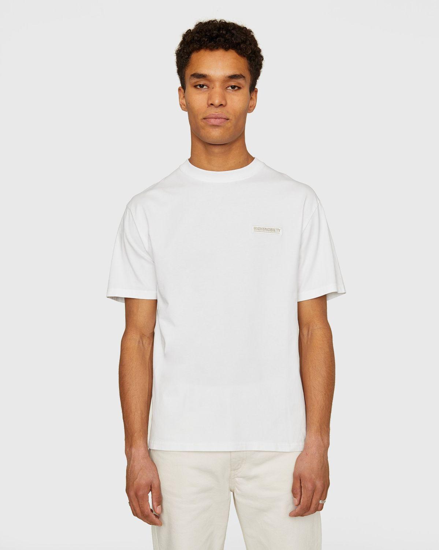 Highsnobiety Staples — T-Shirt White - Image 2