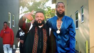 dj khaled nipsey hussle higher Father of Asahd john legend