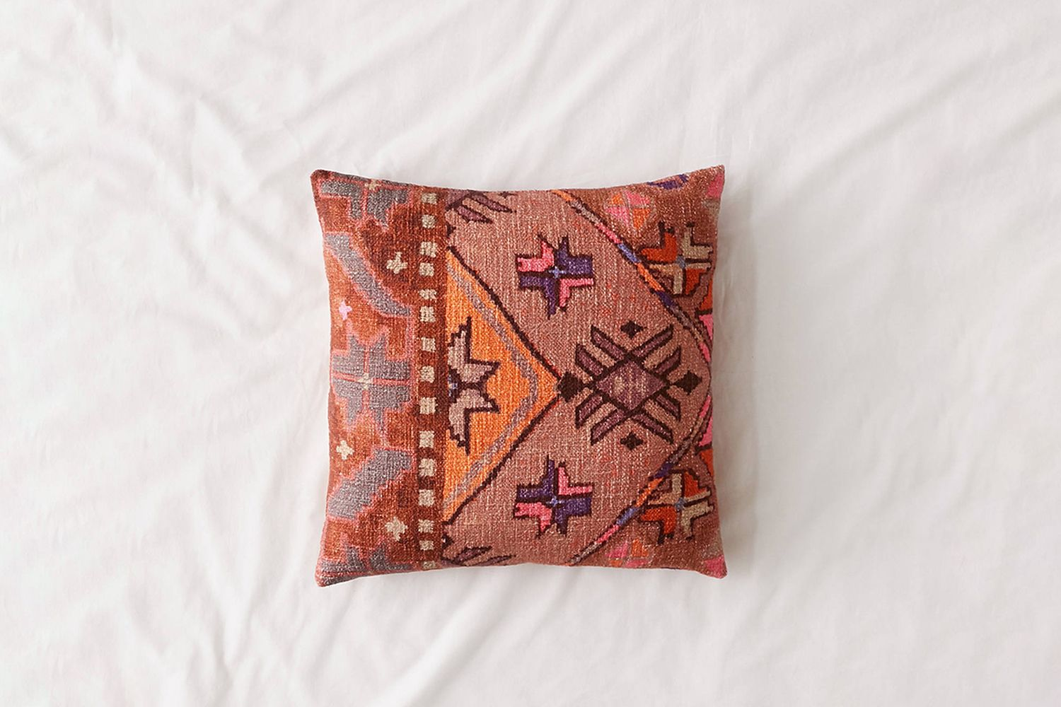 Samina Printed Throw Pillow