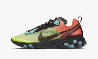 One of the Most Striking Nike React Element 87 Colorways Yet Is Dropping Today