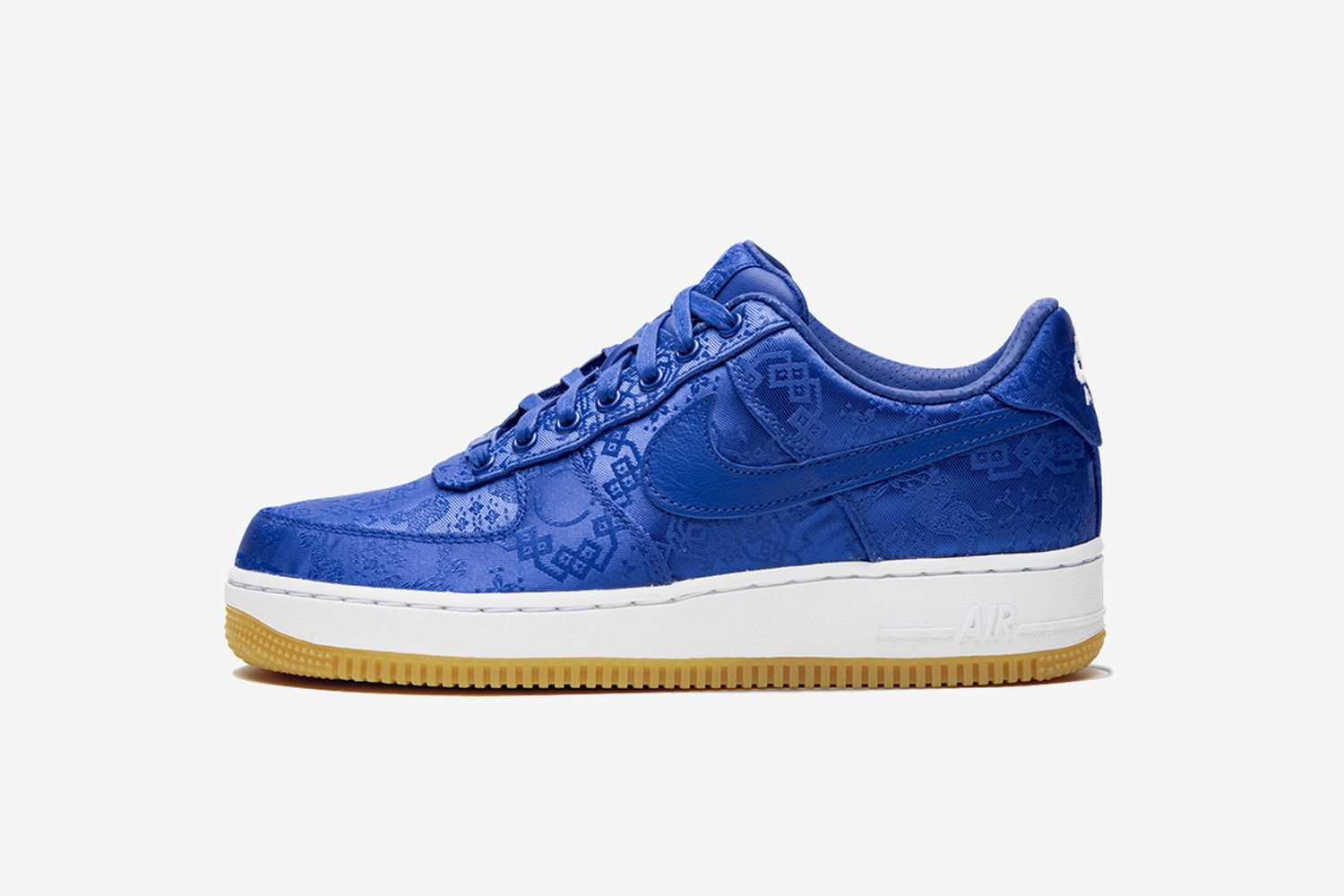 "Air Force 1 PRM ""Blue Silk"""