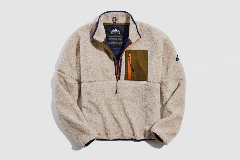 Medford Half-Zip Fleece Jacket