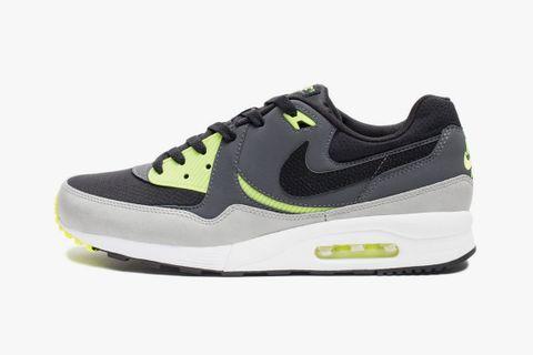 6669bfb4ef Nike Air Max Light Essential Black/Dark Grey-Volt | Highsnobiety