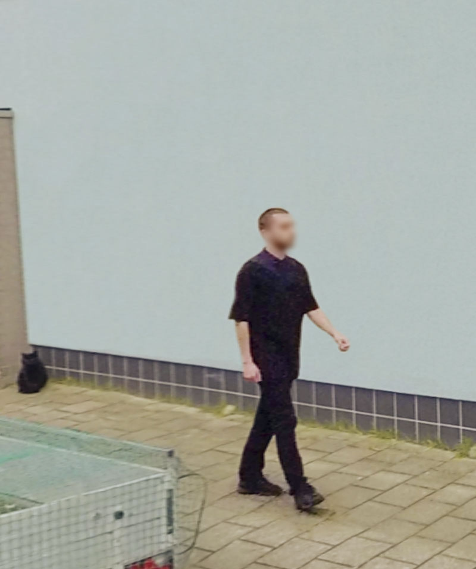 5fred perry x raf simons lookbook