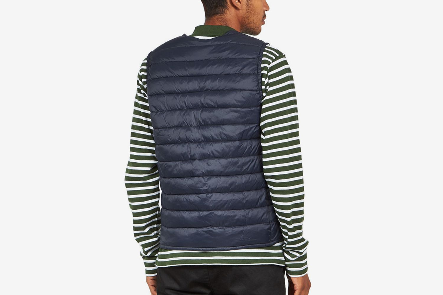 Colorless Baffle Gilet