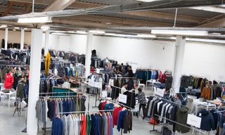 Preview London's Jacket Required Fall/Winter 2015 Trade Show