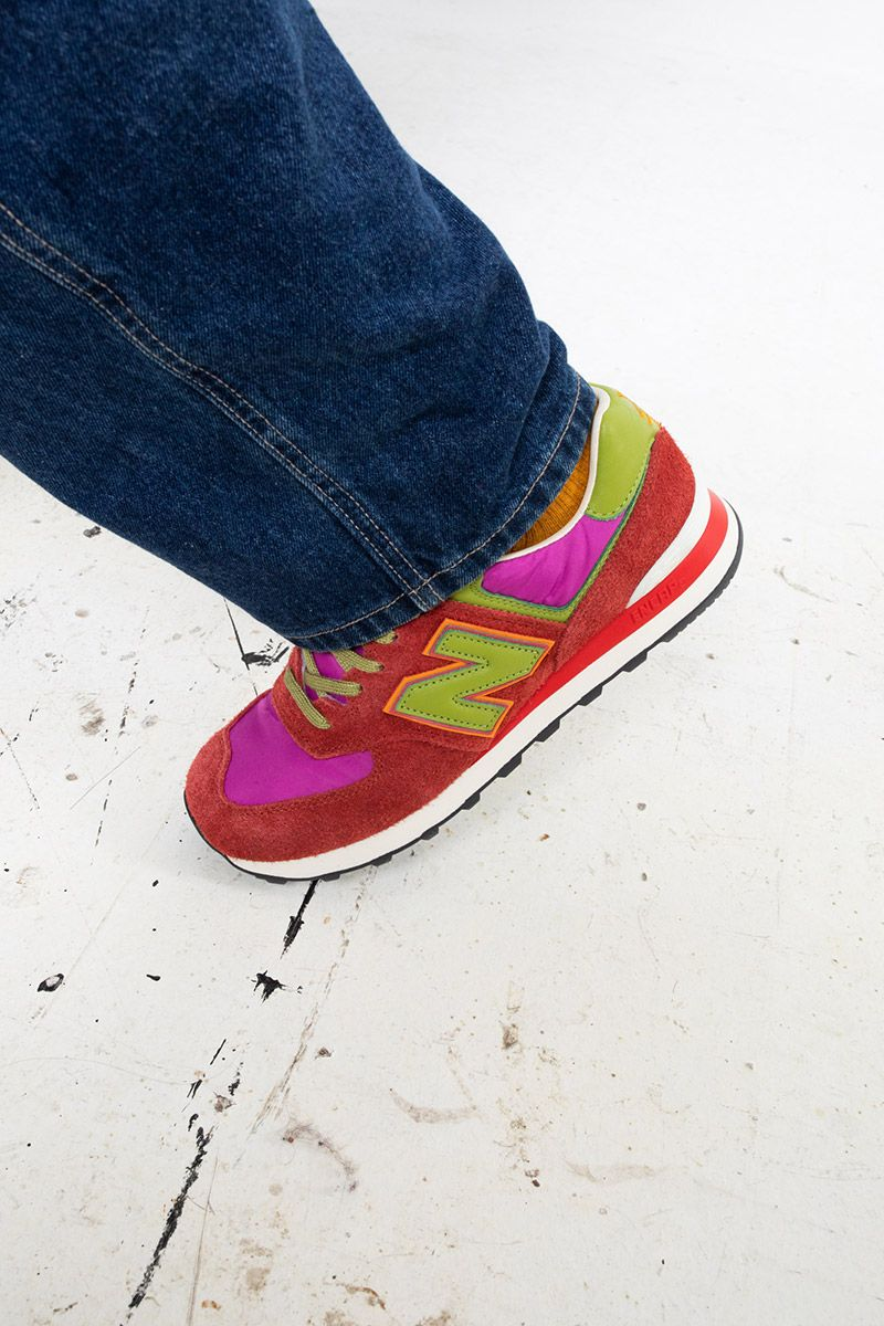 Stray Rats & New Balance Are a Match Made in Heaven 16