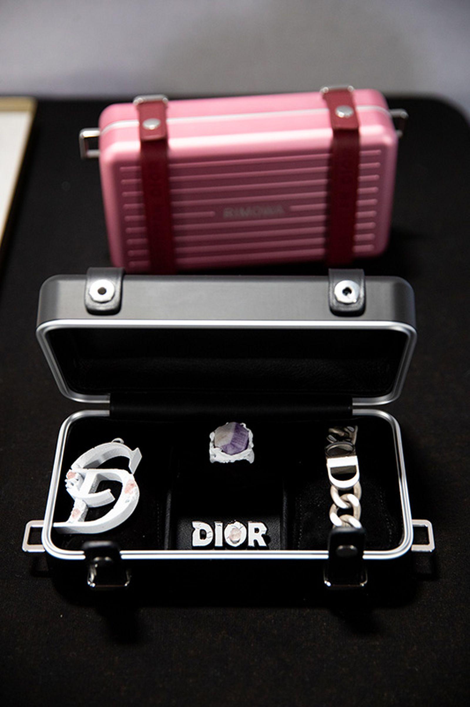 dior ss20 sneakers accessories kim jones paris fashion week