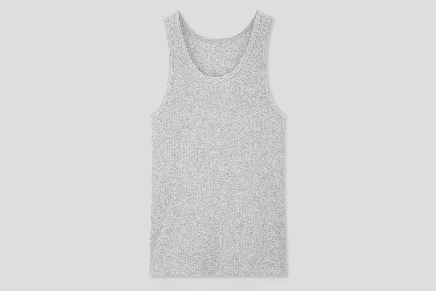 Dry Ribbed Tank Top