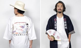 Wacko Maria SS19 Features Kimonos for the Modern Man