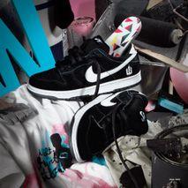 sports shoes abba6 4a847 Nike SB Dunk Pro Book 1985-2011