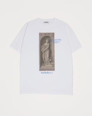 Highsnobiety x Sotheby's - T-Shirt White Dutch School
