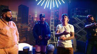 dj khaled no brainer justin bieber chance the rapper quavo