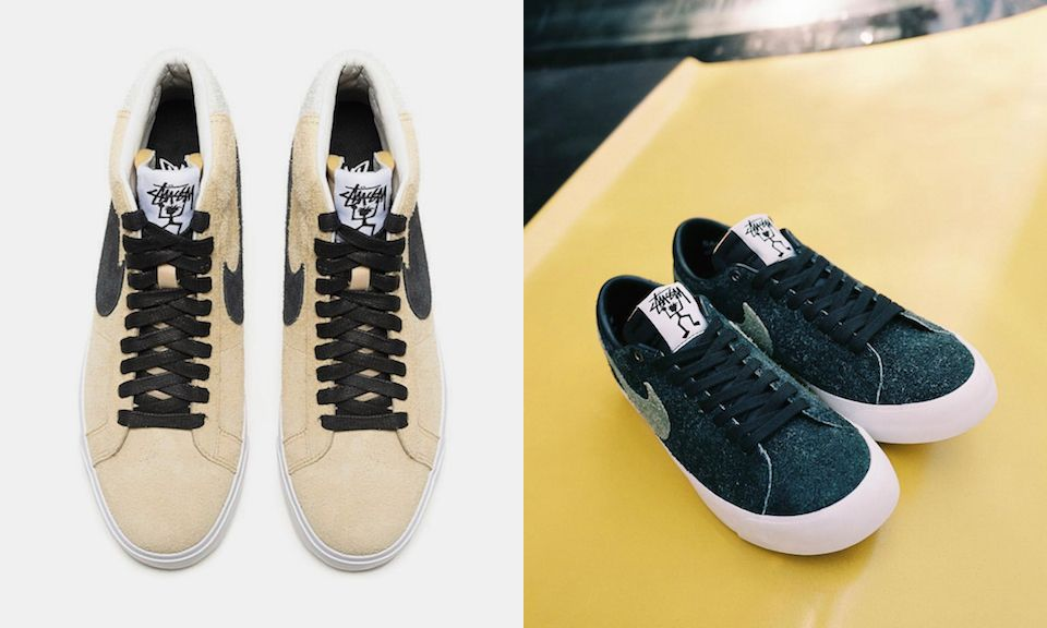 online store 26985 0ae9c Stüssy x Nike SB Blazer Pack: Release Date, Pricing & More Info