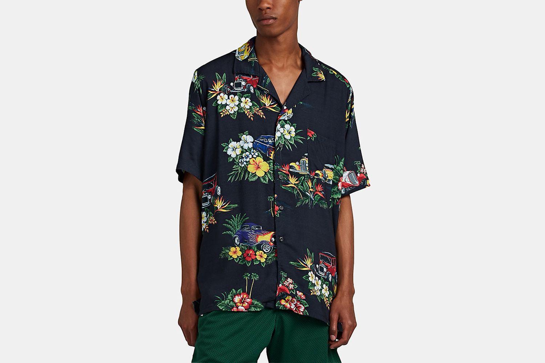 Logo Hawaiian Shirt