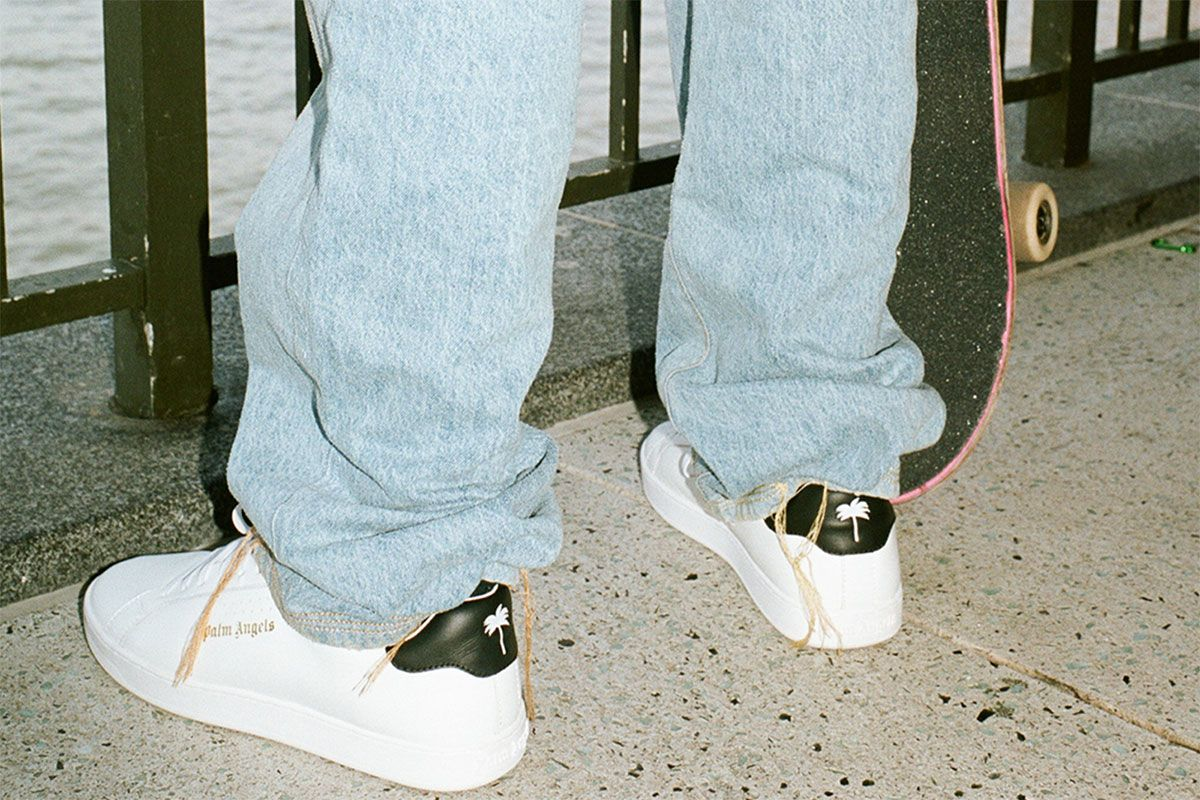 Palm Angels' New Flagship Sneaker Is an Antidote to All the Noise