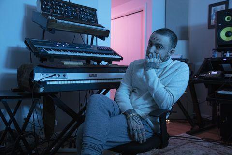 Mac Miller keyboard
