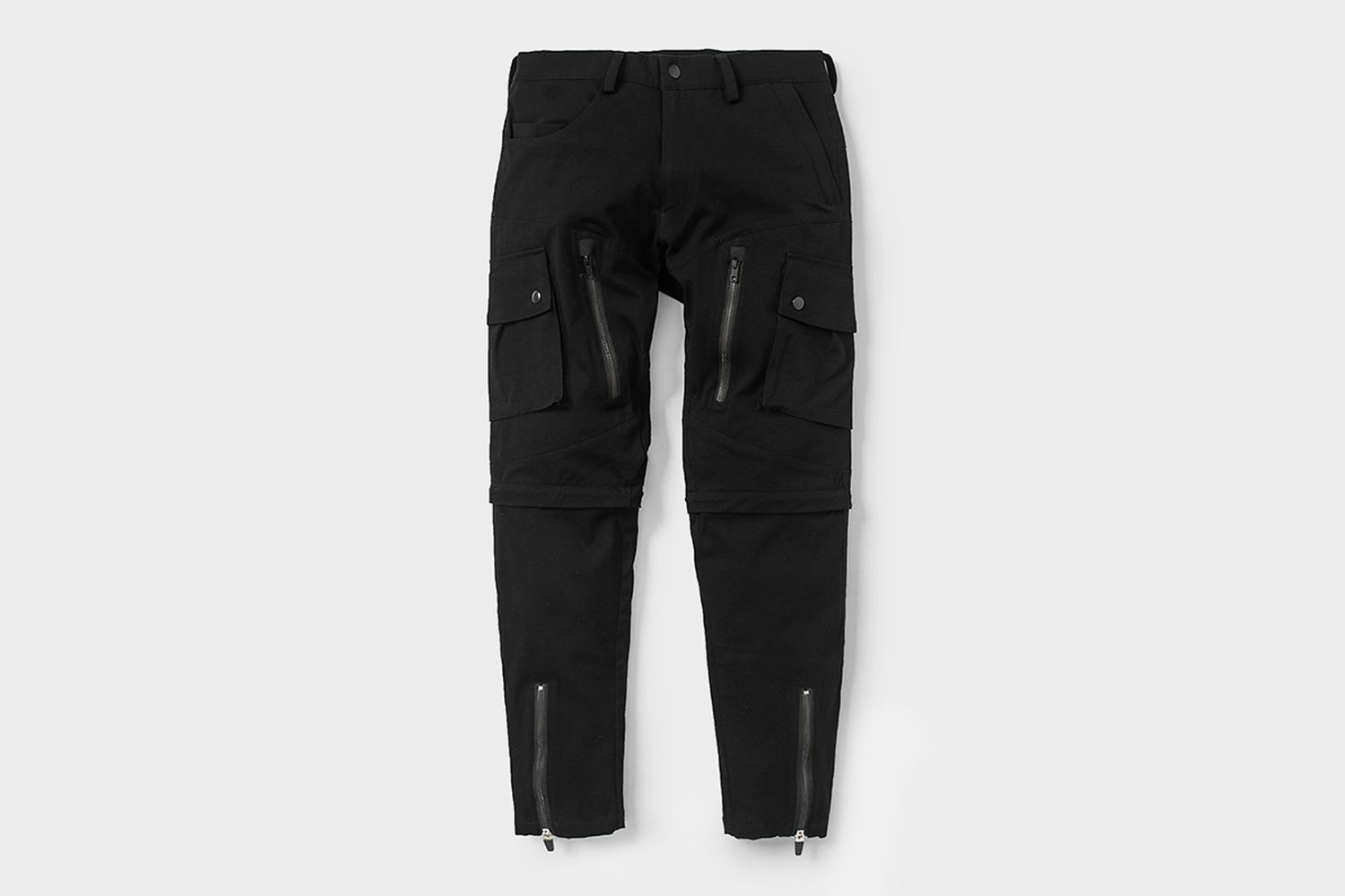 """""""NOT SS/AW"""" Multi Pocket Convertible Pant"""