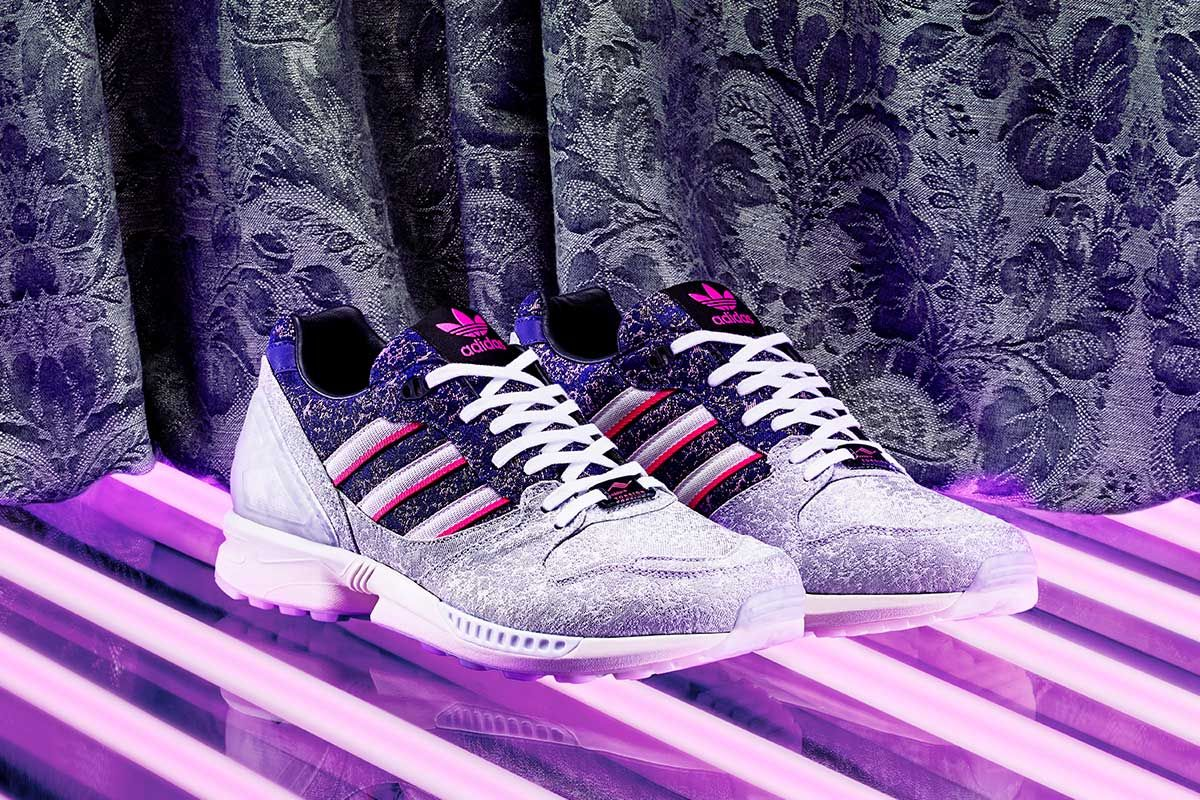 Jacquard Lovers Will Rejoice Over adidas' New ZX 5000 3