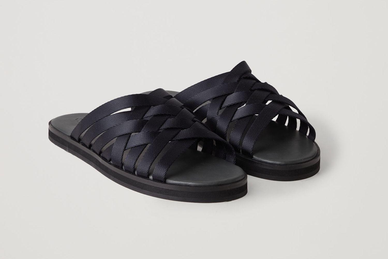 Webbing Sandals