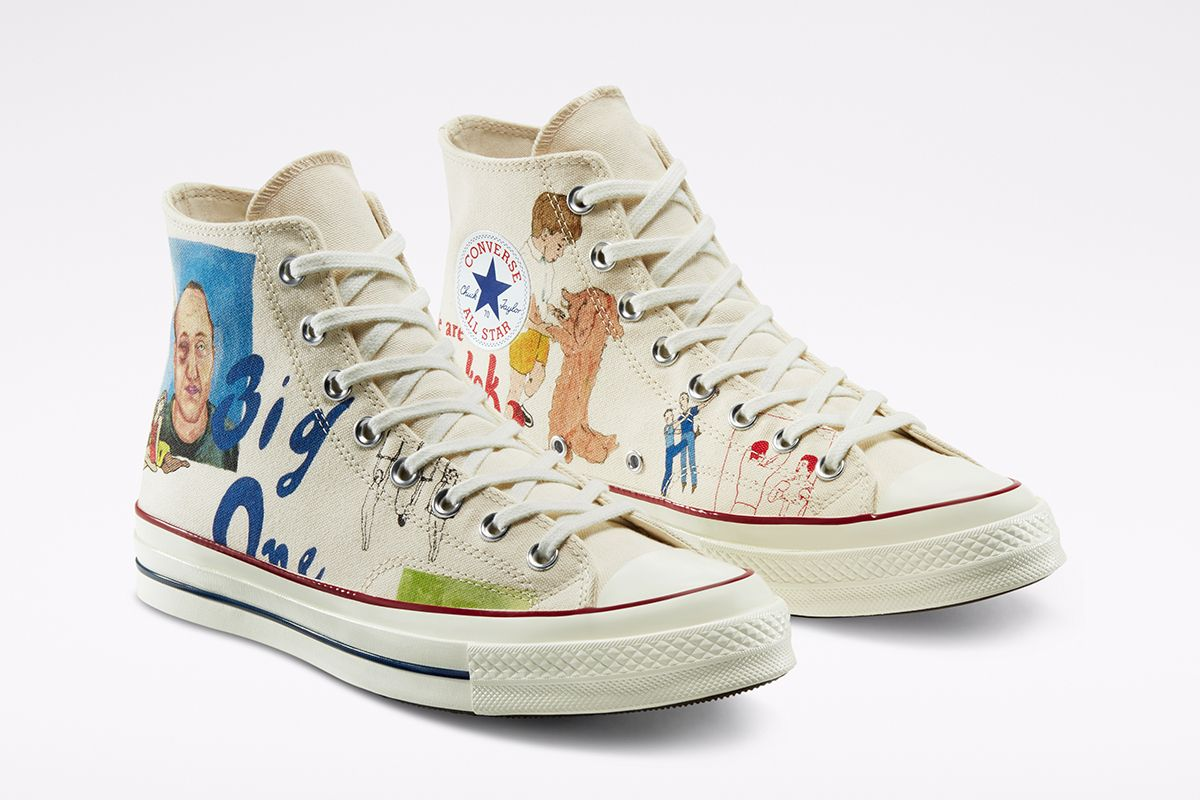 Tyler, the Creator Taps Artist for Converse Artist Series Collab 13