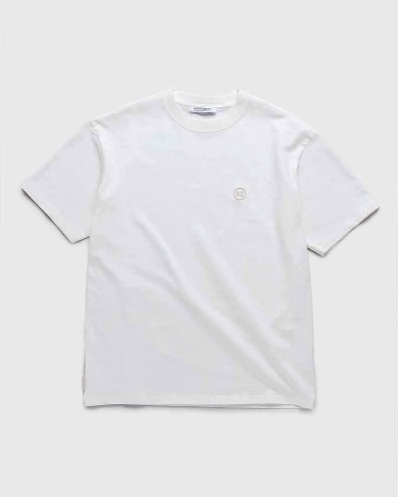 Highsnobiety — T-Shirt Off White