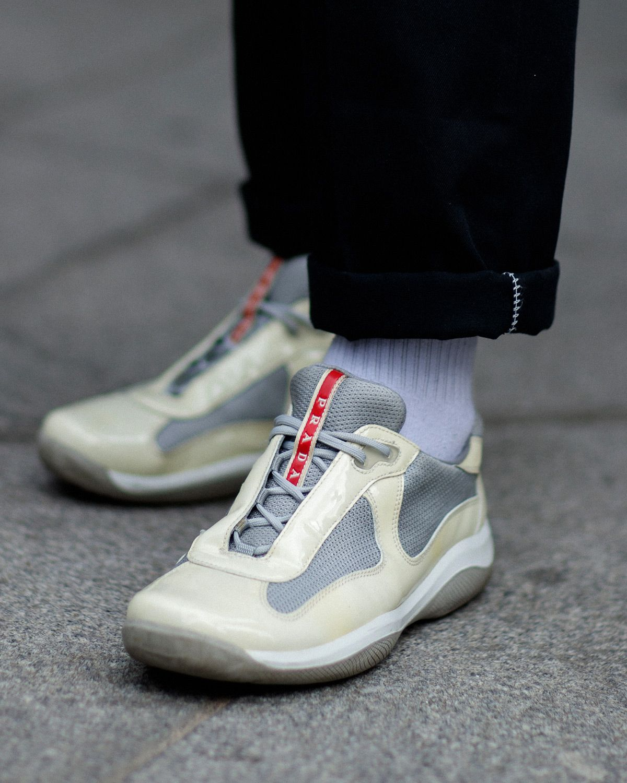 Prada's Sneaker Pedigree Is Unquestionable 15