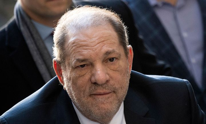 Harvey Weinstein court