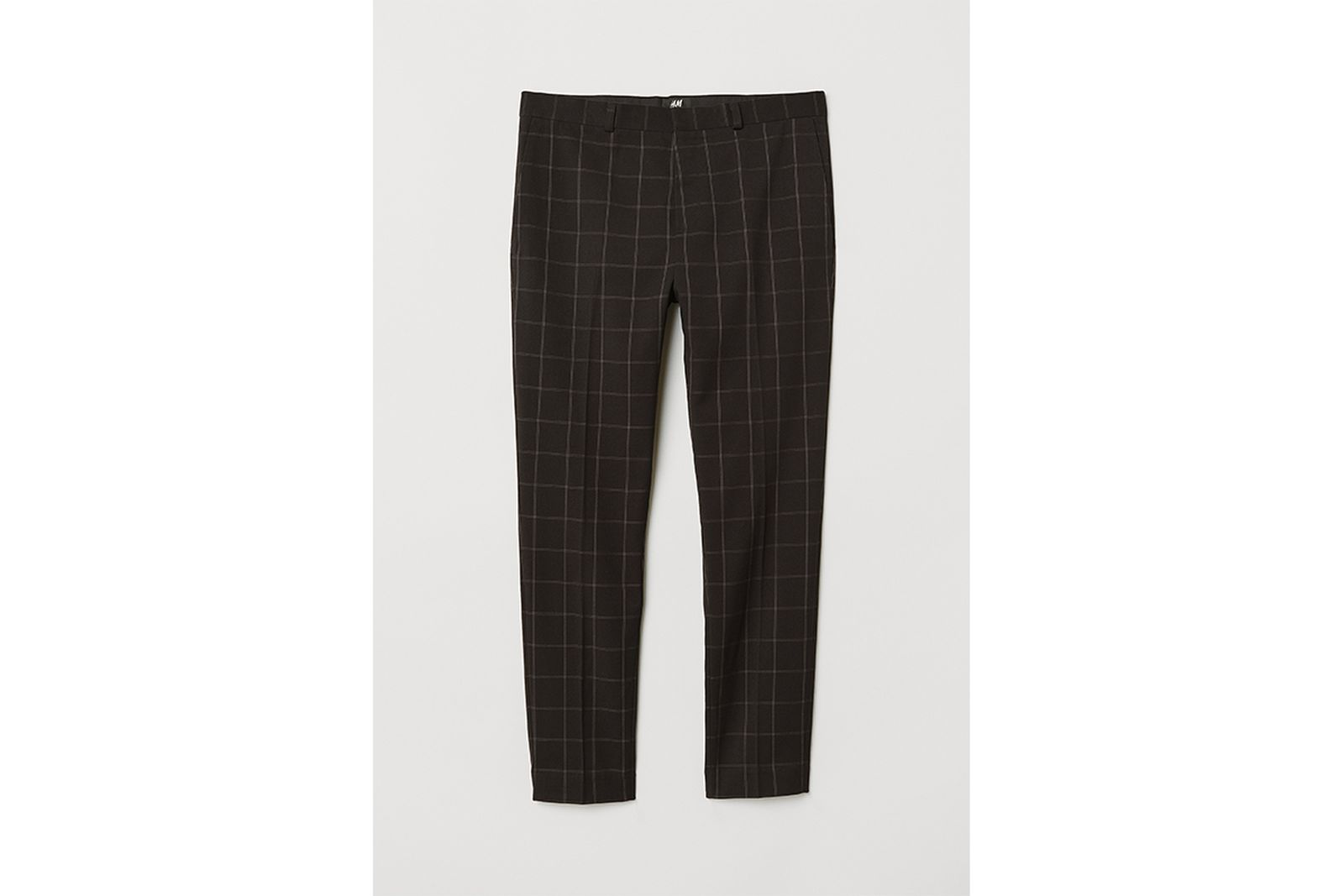 HM Skinny Fit Suit Pants Gift Guide h&m holiday