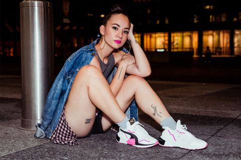 Here's How Canadians Are Wearing the PUMA Provoke XT 21