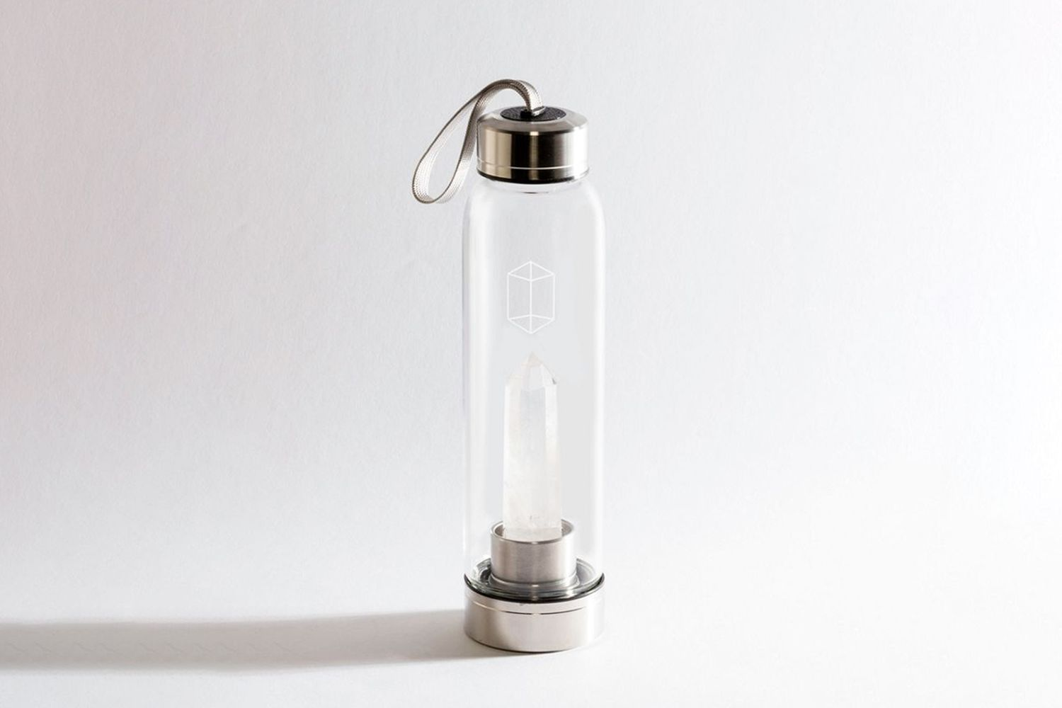 Glacce Clear Quartz Glacce Bottle
