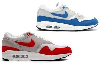 newest e2d18 bc8d7 Nike Air Max 1 Original Colorways Quickstrike Release