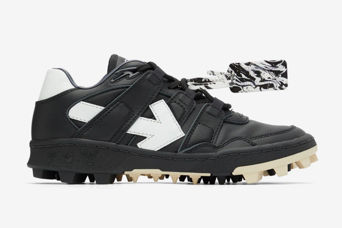 The Off-White™ Mountain Cleats Are Basically Football Boots for the Streets 3