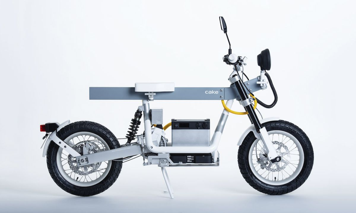 The New CAKE Ösa Is a Modular Electric Motorcycle With Over 1,000 Possible Configurations