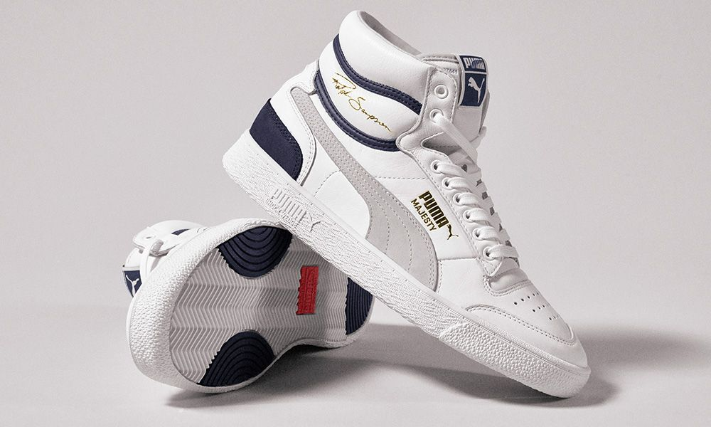 Ralph Sampson's OG PUMA Sneaker is Still Stylish as Ever