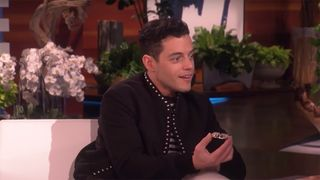 Rami Malek Made a Gold Grill Out of His Freddie Mercury Teeth