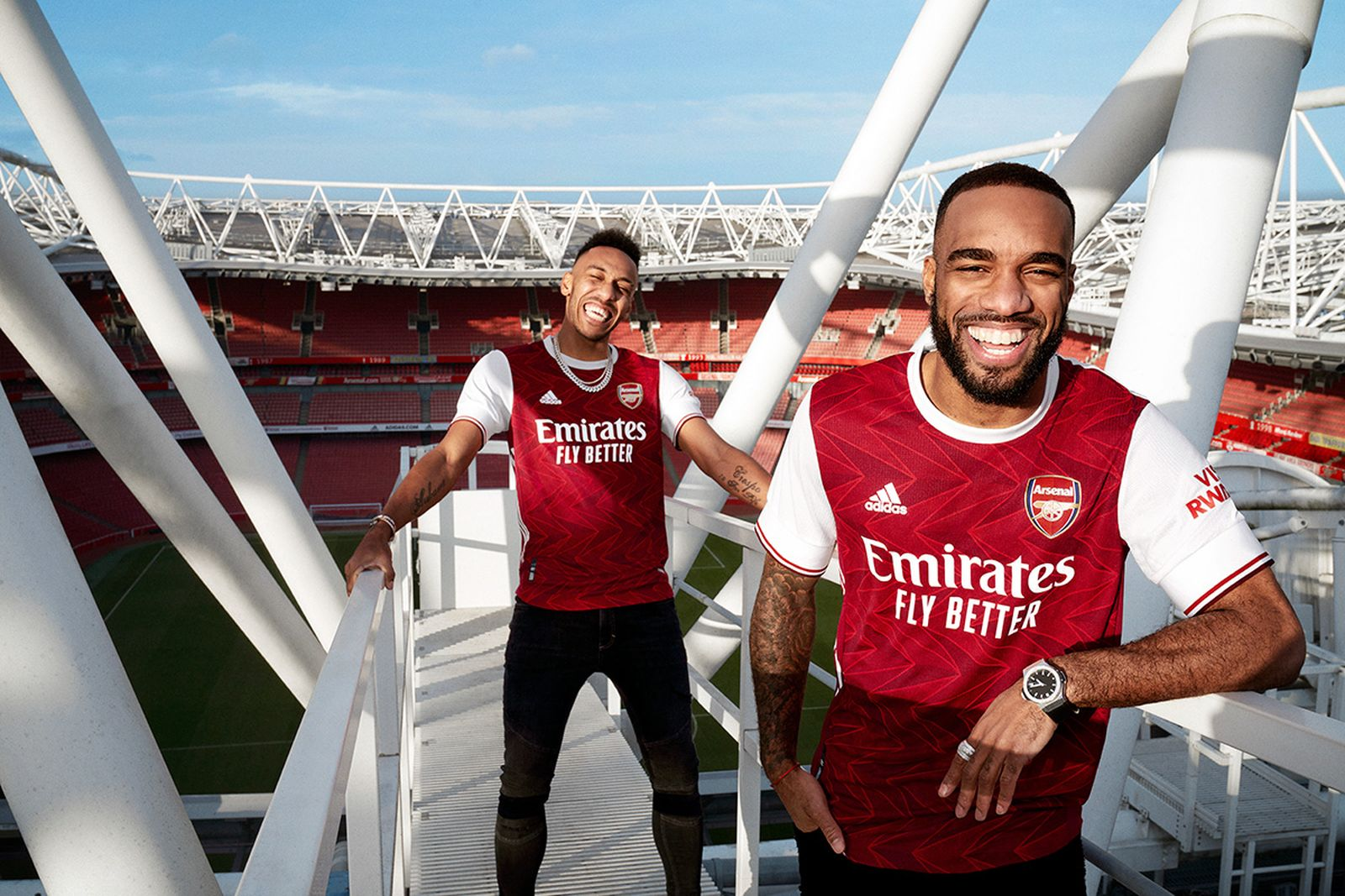 Wavy The Arsenal Kit Home Super adidas Is 20/21