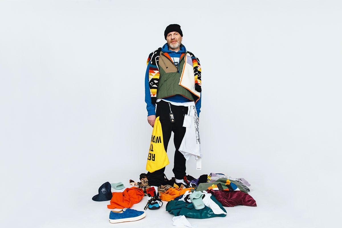 highsnobiety one warm winter sample charity sale