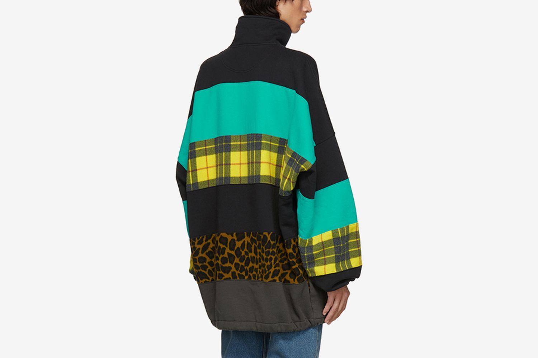 Oversized Chimney Sweater