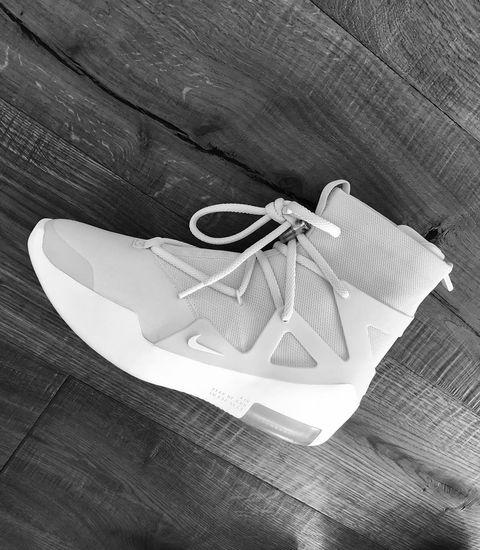 2679cb0e384 Jerry Lorenzo Teases a Further Glimpse of Fear Of God x Nike Sneaker