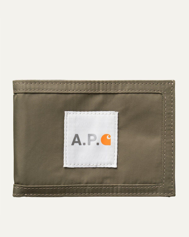 A.P.C. x Carhartt WIP - Shawn Wallet - Image 1