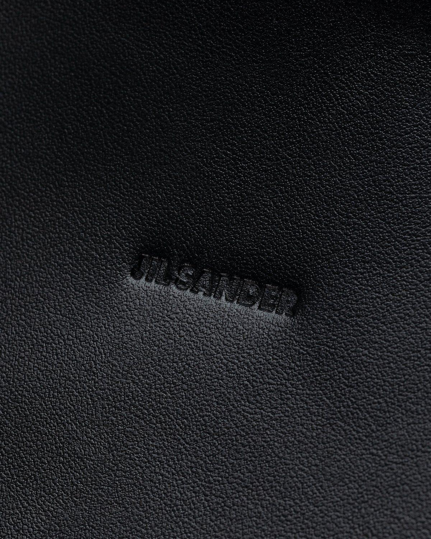 Jil Sander – Zip Tote Medium Black - Image 5