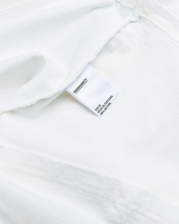 Highsnobiety x Keith Haring – Berlin T-Shirt White - Image 5