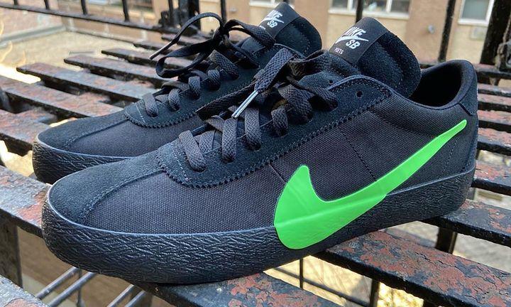 Poets x Nike SB Bruin React